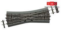 Roco 42546 Gumiágyazatos egyszerűsített angolváltó 15°, EKW 15, 230 mm, Roco LINE