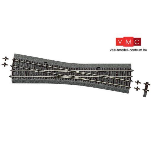 Roco 42591 Gumiágyazatos egyszerűsített angolváltó 10°, EKW 10, Roco LINE