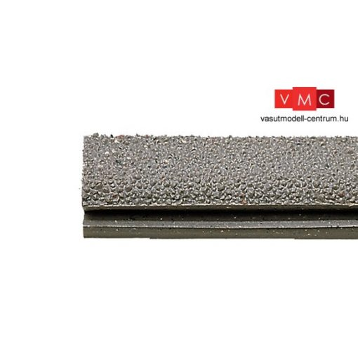 Roco 42650 Gumiágyazatos töltésrézsű, 6 db, 360 mm hossz/db, Roco LINE