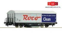 Roco 46400 ROCO-CLEAN síntisztító teherkocsi