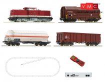 Roco 51321 Digitális kezdőkészlet: Dízelmozdony BR 114 + tehervonat, DR (z21 Start központ
