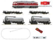 ROCO 51327 Digitális kezdőkészlet: Dízelmozdony, BR 142 (Ludmilla) + tehervonat (z21 Start