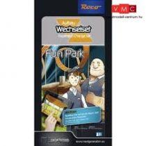 Roco 51407 Next Generation Freizeitpark bővítőkészlet (H0) 2/2 játék
