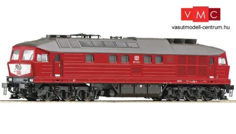 Roco 52507 Dízelmozdony BR 232, orientvörös, DB-AG (E5) - Henning-Sound