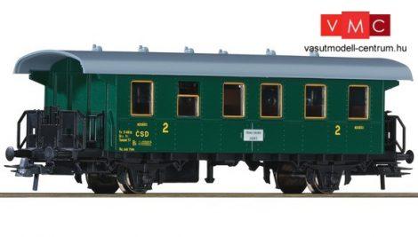 Roco 54335 Személykocsi, 2. osztály, CD (E3)