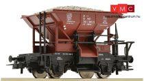 Roco 56244 Kőszállító önürítős teherkocsi (Talbot), PKP (E4)