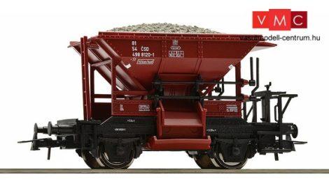 Roco 56250 Kőszállító önürítős teherkocsi, Talbot, CSD (E4)