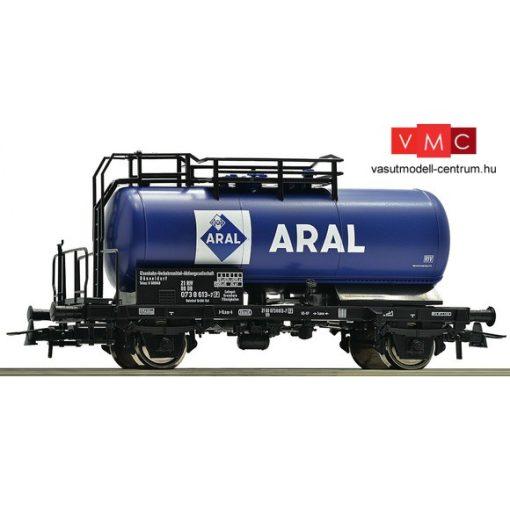 Roco 56258 Tartálykocsi fékállással, ARAL, DB (E4)