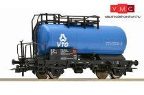 Roco 56261 Tartálykocsi fékállással, kék FS (E4-5)
