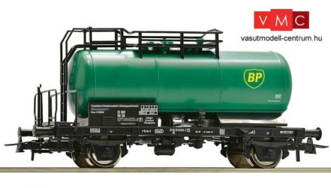Roco 56263 Tartálykocsi fékállással, DB, BP (E4)