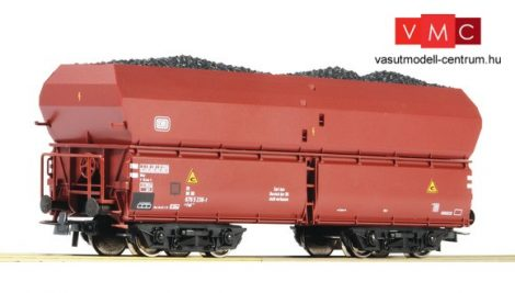 Roco 56332 Önürítős négytengelyes teherkocsi, DB (E4)