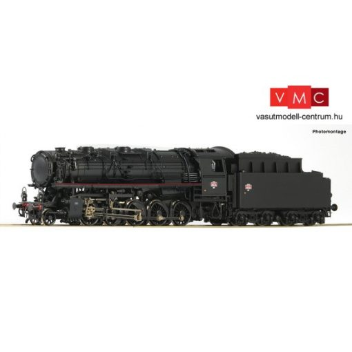 Roco 62145 Gőzmozdony 150X, SNCF (E3) - Sound