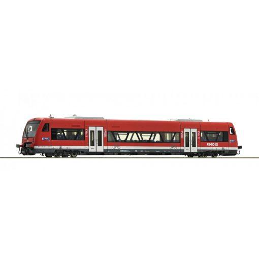 Roco 63178 Dízel motorvonat BR 650, Regio-Shuttle, DB-AG (E6)