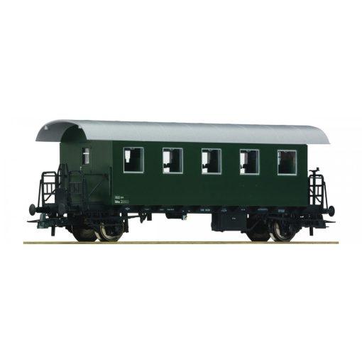 Roco 64589 Személykocsi, Spantenwagen 2. osztály, ötablakos nemdohányzó, ÖBB (E3-4) - má