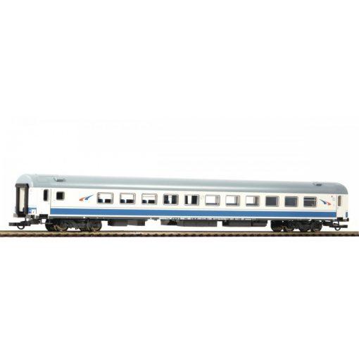 Roco 64596 Személykocsi, négytengelyes S.9700, termes 1. osztály / Cafeteria, RENFE (E5)