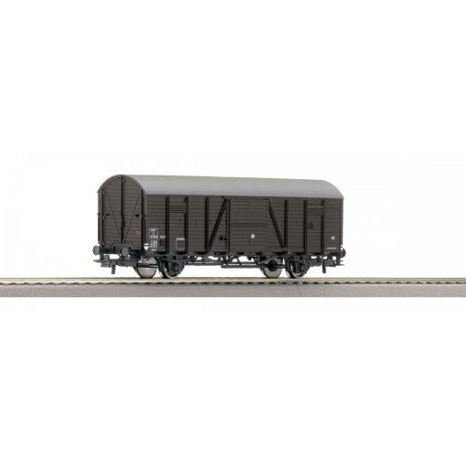 Roco 66381 Fedett teherkocsi, SNCF (E3)