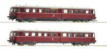 Roco 72080 Akkumulátoros motorvonat BR 515, vezérlőkocsival, DB (E4) (H0)