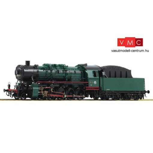 Roco 72146 Gőzmozdony Serie 25, SNCB (E3)