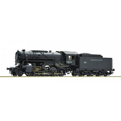 Roco 72162 Gőzmozdony serie 140-V (ex S160), SNCF (E3)
