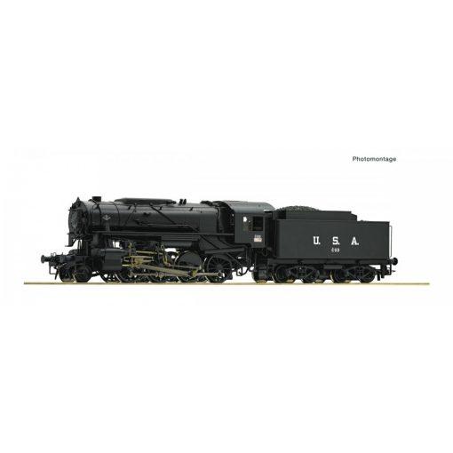 Roco 72165 Gőzmozdony S 160, CSD (E3) - Sound