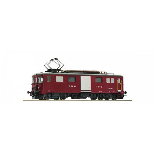 Roco 72656 Poggyászteres villamos motorkocsi De 4/4, piros, SBB (E3-4)