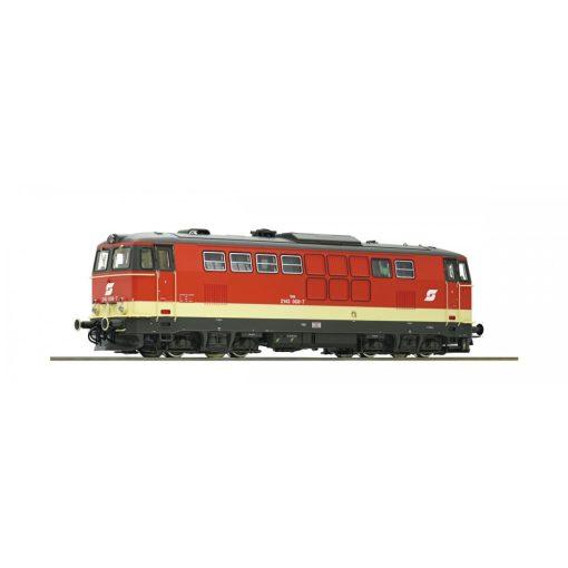 Roco 72721 Dízelmozdony Rh 2143, ÖBB (E4-5) - Sound