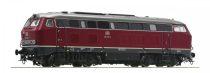 Roco 72757 Dízelmozdony BR 215, DB (E4) - Sound