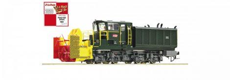 Roco 72808 Önjáró hómaró Xrotm 96, SNCF (E5-6) (H0) - Sound