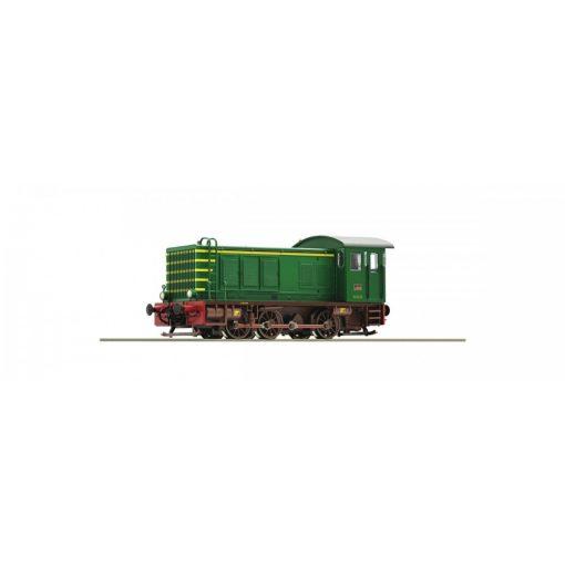 Roco 72811 Dízelmozdony D236, FS (E3) - Sound