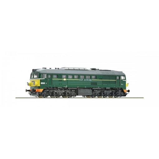 Roco 72878 Dízelmozdony ST44, PKP (E4) - Sound