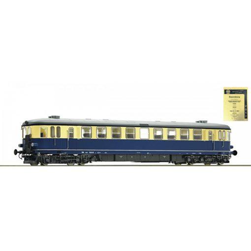 Roco 73142 Dízel motorvonat Rh 5042.08, zafírkék, ÖBB (E3-4)