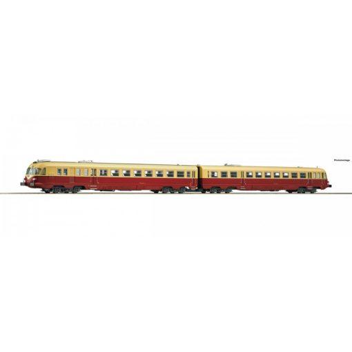 Roco 73177 Dízel motorvonat Serie ALn 442/448, TEE, FS (E4) (H0) - Sound
