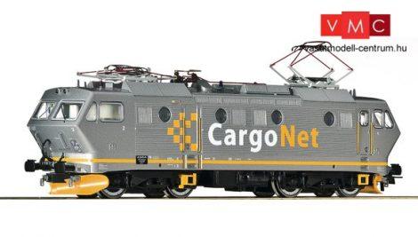 Roco 73386 Villanymozdony El 16, Cargonet