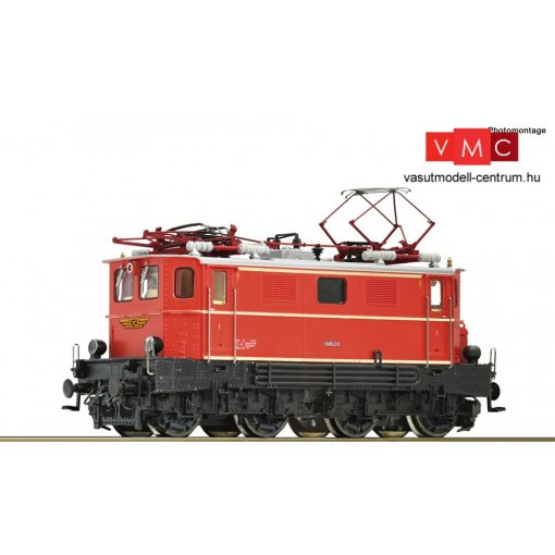 Roco 73503 Villanymozdony Rh 1045.03, MOB Montafonerbahn Bludenz-Schruns (E4) (H0