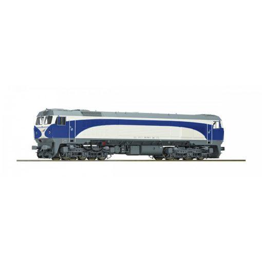 Roco 73692 Dízelmozdony serie 319, Grandes Lineas, Renfe (E5)