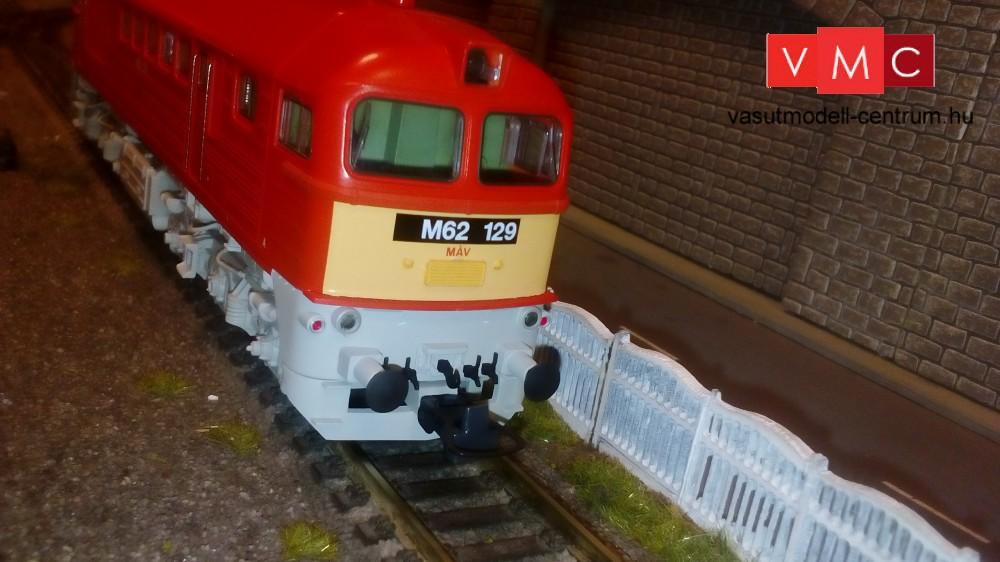 Roco 73699 Dízelmozdony M62 129 Szergej, MÁV - Sound