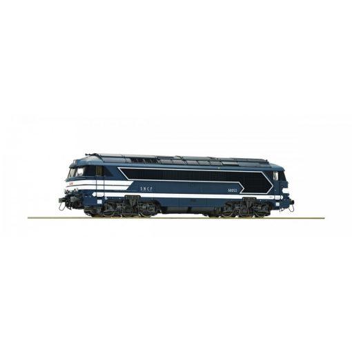 Roco 73700 Dízelmozdony Serie 68000, SNCF