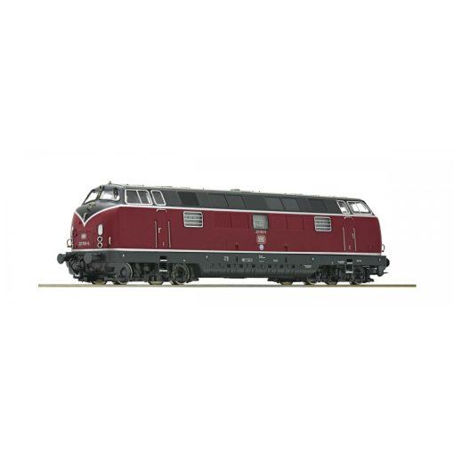 Roco 73820 Dízelmozdony BR 221, DB (E4)