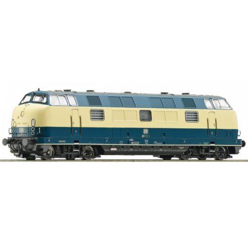 Roco 73823 Dízelmozdony BR 221, DB