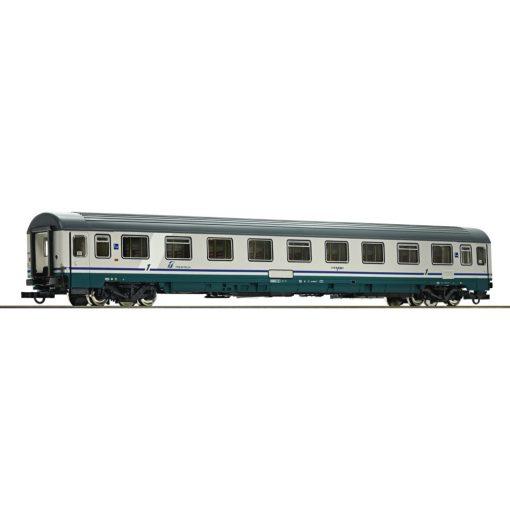 Roco 74330 Személykocsi, négytengelyes Eurofima, 1. osztály, XMPR festés, FS (E5)