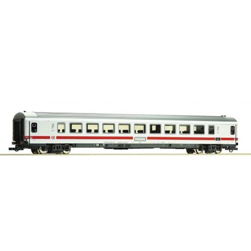 Roco 74362 Személykocsi, négytengelyes Bpmz, IC termes 2. osztály, DB-AG (E5-6) (H0)