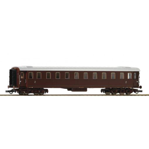 Roco 74383 Személykocsi, négytengelyes Serie 30.000, 2. osztály, FS (E3) - második pályasz