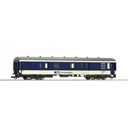 Roco 74393 Poggyászkocsi, négytengelyes MC 76 típus, BLS (E5) (H0)