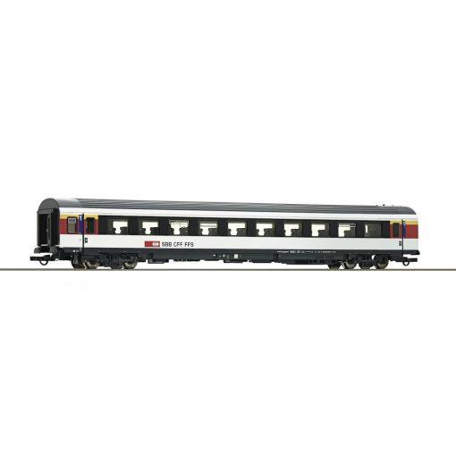 Roco 74395 Személykocsi, négytengelyes EW IV, 1. osztály, aktuális festés, SBB (E6)