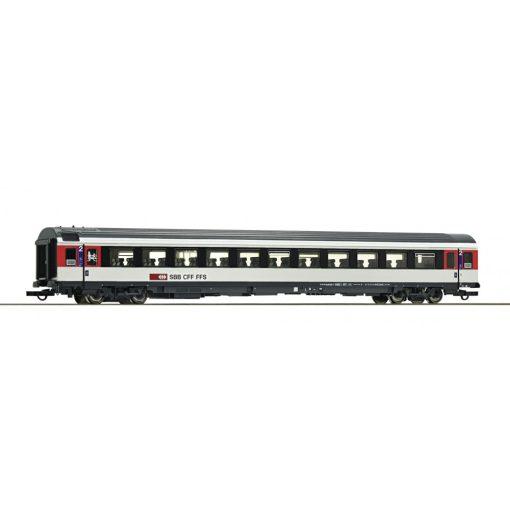 Roco 74396 Személykocsi, négytengelyes EW IV, 2. osztály, aktuális festés, SBB (E6)