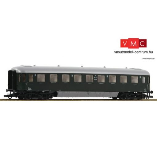 Roco 74427 Személykocsi, négytengelyes Plan D típus, 2. osztály, NS (E3) - második pályas