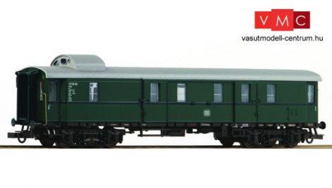Roco 74443 Poggyászkocsi, négytengelyes sebesvonati Pw4ye, DB (E3)