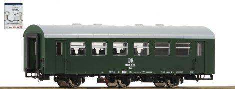 Roco 74450 Személykocsi, háromtengelyes Reko típus, nullszéria - négy ajtóval, DR (E4)