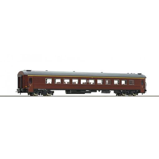 Roco 74512 Személykocsi, négytengelyes A7 típus, 1. osztály SJ (E4)