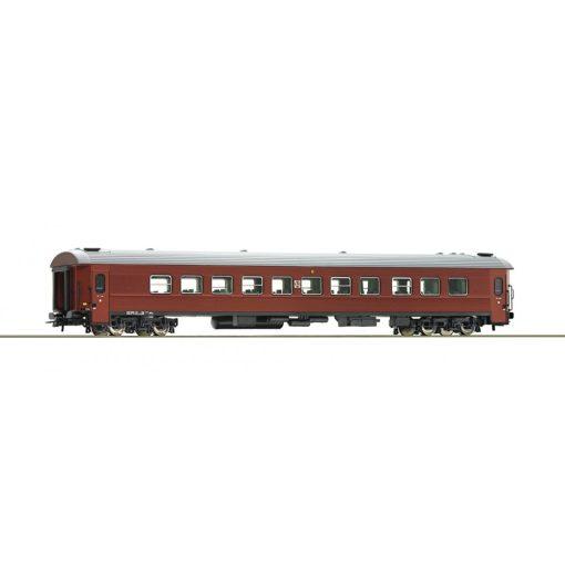 Roco 74514 Személykocsi, négytengelyes B7 típus, 2. osztály SJ (E4) - második pályaszám
